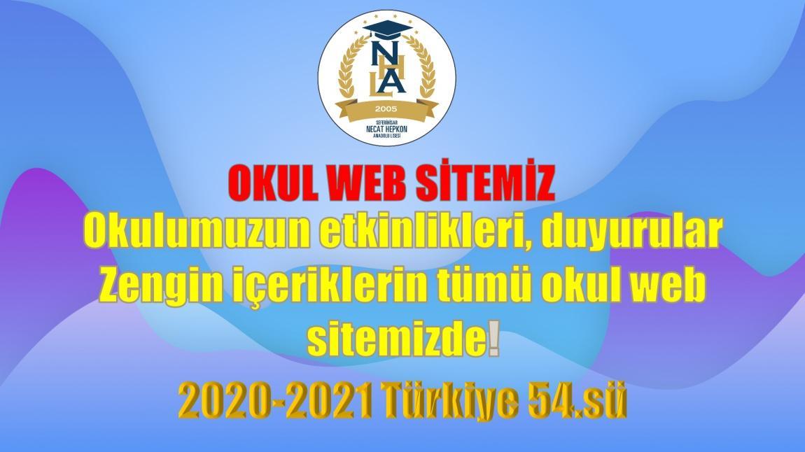 OKUL WEB SİTEMİZ